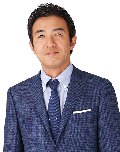Executive Vice President of Finance, Director & Manager of Administration Division Satoshi Konno